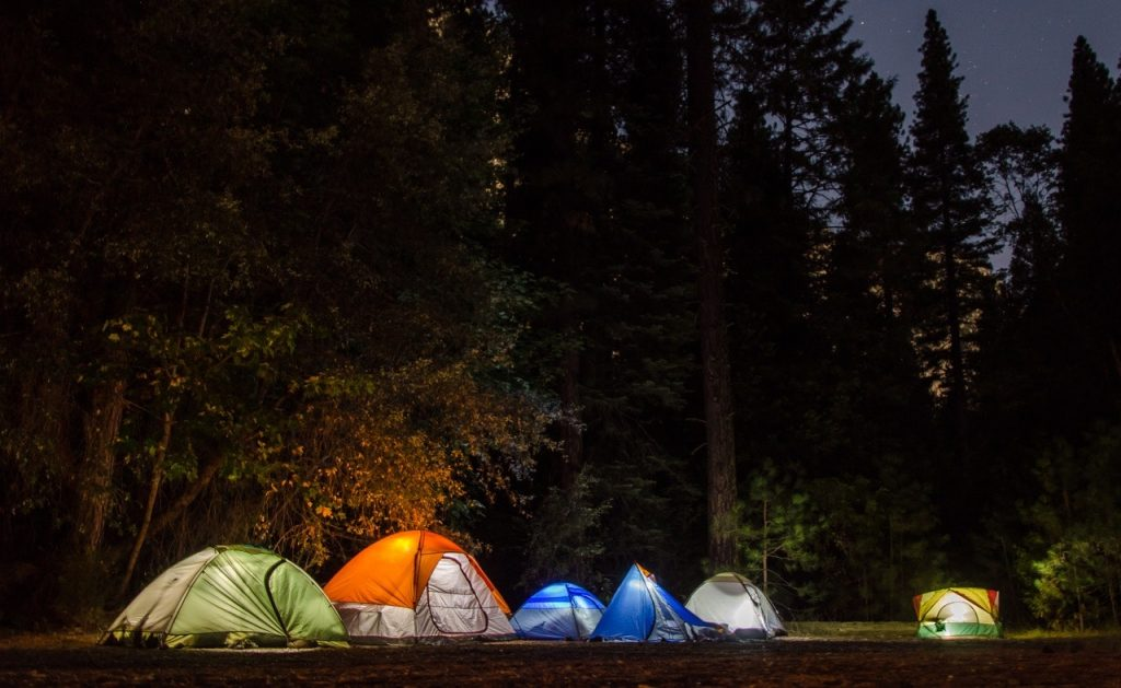 WHAT TO THINK ABOUT WHEN CAMPING WITH CHILDREN