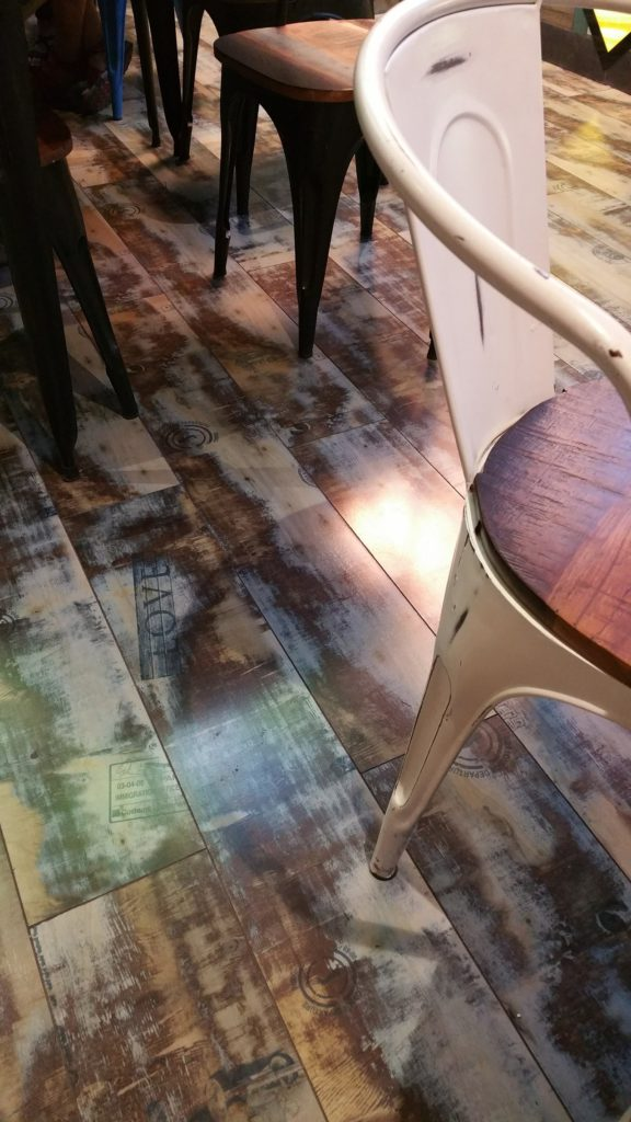 natural timber stain